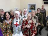 Видео спектакля в Доме престарелых