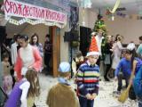 """Рождественский утренник """"Димка Новый Моисей"""""""