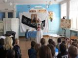 Спектакль в школе поселка Головино