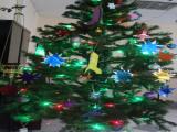 """Рождественская ёлка и спектакль """"Поиск Рождественской звезды"""""""